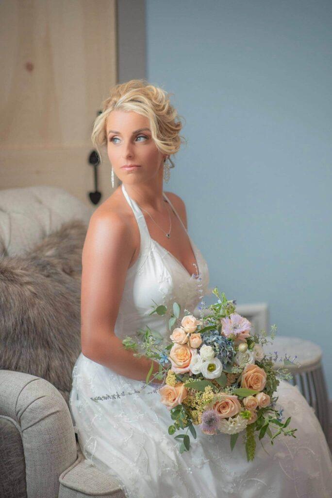Philadelphia Wedding Makeup Artist
